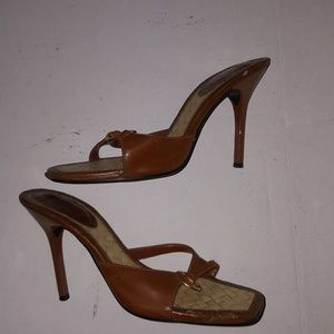 GF Shoes - ⛾5 for $15⛾Brown Heels